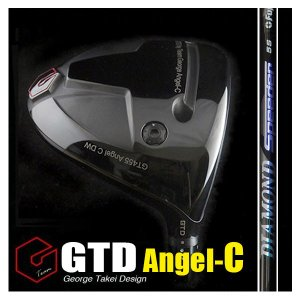 GTD Angel-Cドライバー《フジクラ DIAMOND Speeder》:GTDドライバーofficial store gtd-golf-shop