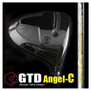 GTD Angel-Cドライバー《フジクラ EVOLUTION6》:GTDドライバーofficial store gtd-golf-shop