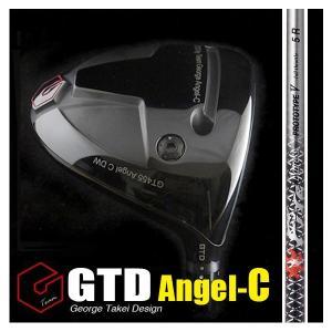 GTD Angel-Cドライバー《ファイアーエクスプレスPROTOTYPE V》:GTDドライバーofficial store gtd-golf-shop