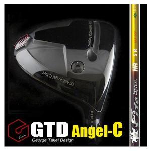 GTD Angel-Cドライバー《ファイアーエクスプレスHR》:GTDドライバーofficial store gtd-golf-shop