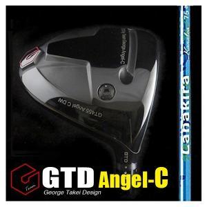 GTD Angel-Cドライバー《ラナキラ Kanaloa ブルー》:GTDドライバーofficial store gtd-golf-shop