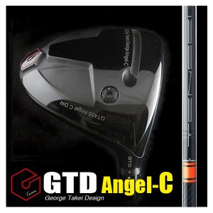 GTD Angel-Cドライバー《三菱TENSEI CK PRO Orange》:GTDドライバーofficial store gtd-golf-shop