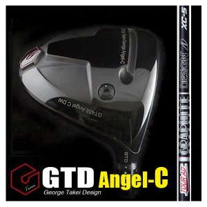 GTD Angel-Cドライバー《ツアーAD XC》455プラス:GTDドライバーofficial store gtd-golf-shop