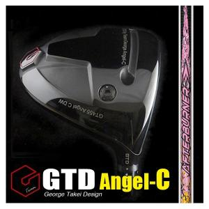 GTD Angel-Cドライバー《trpx Afterburnerトリプルエックス アフターバーナー》長尺:GTDドライバーofficial store gtd-golf-shop