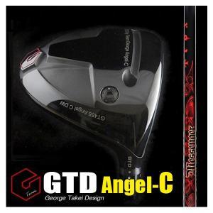 GTD Angel-Cドライバー《trpx Messengerトリプルエックス メッセンジャー》GTDゴルフofficial store gtd-golf-shop