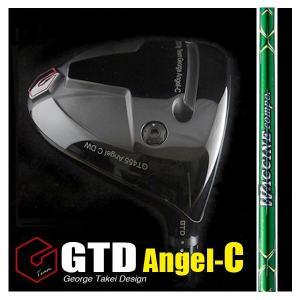 GTD Angel-Cドライバー《ワクチンコンポGR-351》:GTDドライバーofficial store gtd-golf-shop