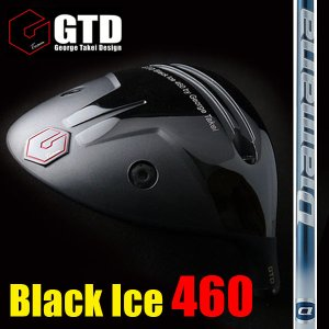 《三菱レイヨンDiamana-TB》GTD Black ice460ドライバー:GTDゴルフofficial store|gtd-golf-shop