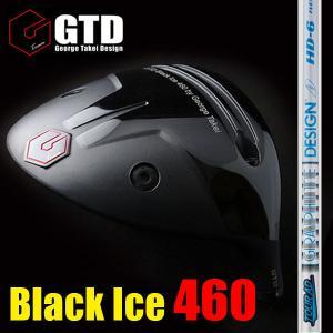 《ツアーAD HD》GTD Black ice460ドライバー:GTDゴルフofficial store|gtd-golf-shop