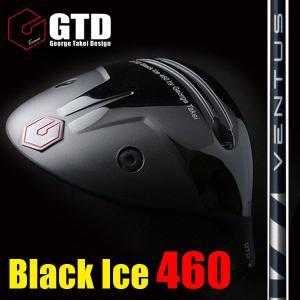 《フジクラ VENTUSブルー》GTD Black ice460ドライバー:GTDドライバーofficial store|gtd-golf-shop