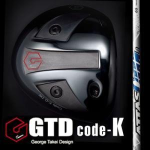 GTD code-kドライバー《アッタス ATTAS COOL》|gtd-golf-shop