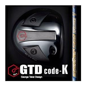 GTD code-kドライバー《フジクラ EVOLUTION5》|gtd-golf-shop
