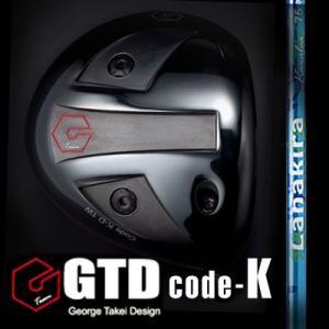 GTD code-kドライバー《ラナキラ Kanaloa ブルー》|gtd-golf-shop