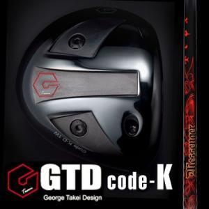GTD code-kドライバー《trpx トリプルエックス:Messenger メッセンジャー》|gtd-golf-shop