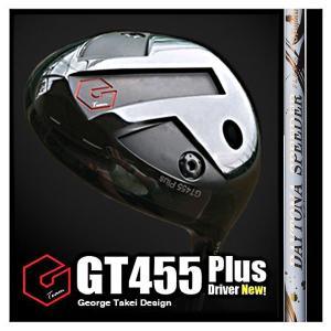 GT455Plusドライバー《フジクラ DAYTONA Speeder》|gtd-golf-shop