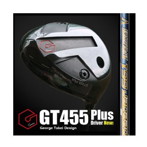 GT455Plusドライバー《フジクラ EVOLUTION5》GTD455プラスドライバー|gtd-golf-shop