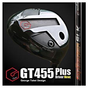 GT455Plusドライバー《フジクラ Speeder SLK》短尺|gtd-golf-shop