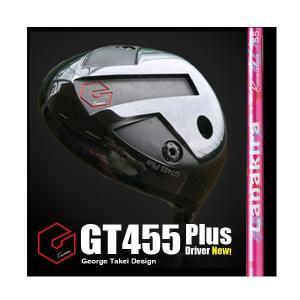GT455Plusドライバー《ラナキラ Kanaloa ピンク》GTD455プラスドライバー|gtd-golf-shop