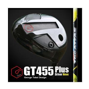 GT455Plusドライバー《アッタス The ATTAS》GTD455プラスドライバー|gtd-golf-shop
