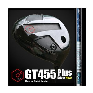 GT455Plusドライバー《ツアーAD VR》|gtd-golf-shop