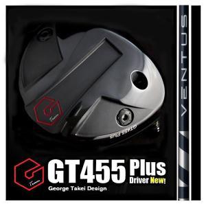 GTD455Plusドライバー《フジクラ VENTUSブルー》:GTDドライバーofficial store|gtd-golf-shop