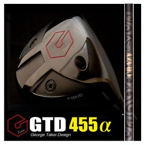 GTD455αドライバー(GTD455アルファ)《CRAZYクレイジーREGENESIS LY-03》:GTDドライバーofficial store|gtd-golf-shop