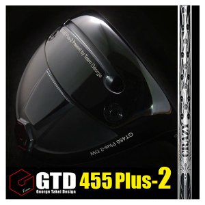 GTD 455Plus2ドライバー《CRAZYクレイジー9 dia》最上位モデル:GTDゴルフofficial store|gtd-golf-shop