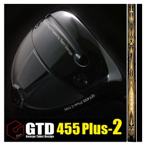 GTD 455Plus2ドライバー《CRAZYクレイジーDEAD》フラッグシップモデル:GTDゴルフofficial store|gtd-golf-shop
