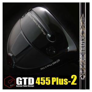 GTD 455Plus2ドライバー《CRAZYクレイジーRD EVO》コスパ最強、軽硬シャフト:GTDゴルフofficial store|gtd-golf-shop