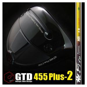 GTD 455Plus2ドライバー《ファイアーエクスプレスHR》:GTDゴルフofficial store|gtd-golf-shop