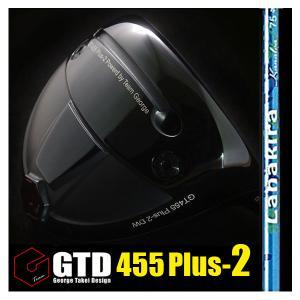 GTD 455Plus2ドライバー《ラナキラ Kanaloa ブルー》:GTDゴルフofficial store gtd-golf-shop