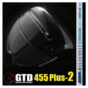 GTD 455Plus2ドライバー《ツアーAD HD》2020年NEWモデル:GTDゴルフofficial store|gtd-golf-shop