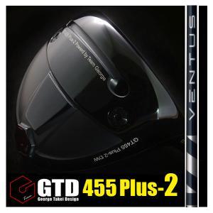 GTD 455Plus2ドライバー《フジクラ VENTUSブルー》一番人気!:GTDドライバーofficial store|gtd-golf-shop