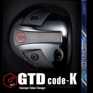GTD code-kドライバー《ワクチンコンポGR-560》|gtd-golf-shop