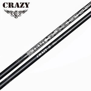 CRAZYクレイジー「9 dia」GTDドライバー専用スリーブ付き別売りシャフト:GTDゴルフ オフィシャルストア|gtd-golf-shop