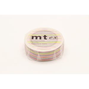 [mt ex]  タイポグラフィーやだまし絵風、図鑑や写真などマスキングテープの可能性を広げるシリー...