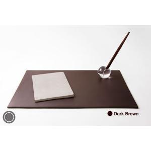 【販売終了】送料無料◆100% Leather Desk Mat S レザーデスクマットS 本皮|gudezacom