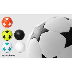 【販売終了】Perrocaliente [ペロカリエンテ] STAR BALL スターボール フットサルボール gudezacom