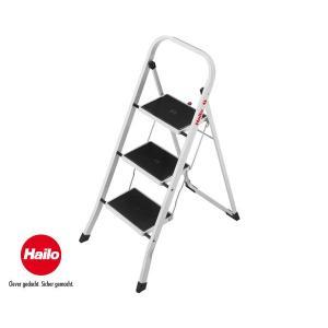 【販売終了】Hailo K20 [ハイロK20] 60002 脚立 3段|gudezacom