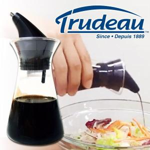 【販売終了】Trudeau トゥルードゥー ドリップレス ソイソースボトル(醤油差し 醤油 しょうゆさし 液だれしない 醤油入れ ガラス 調味料入れ 便利グッズ)|gudezacom