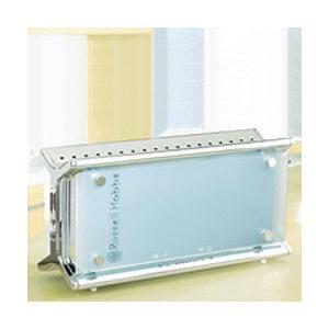 【販売終了】送料無料◆Russell Hobbs ラッセルホブス ガラストースター 10617JP|gudezacom