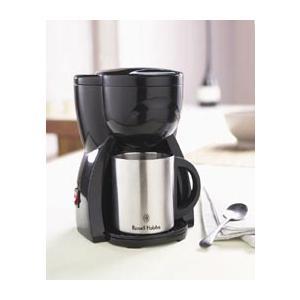【販売終了】Russell Hobbs ラッセルホブス パーソナルコーヒーメーカー 10973JP|gudezacom
