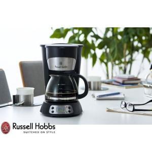 【販売終了】送料無料◆Russell Hobbs ラッセルホブス 5カップコーヒーメーカー 7610JP|gudezacom