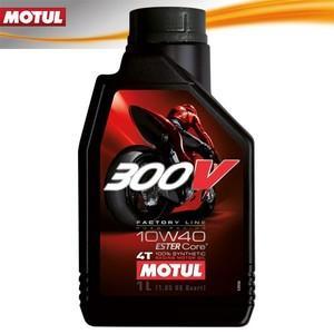モチュール 300V FACTORY LINE ROAD RACING 10W40|guguas-auto