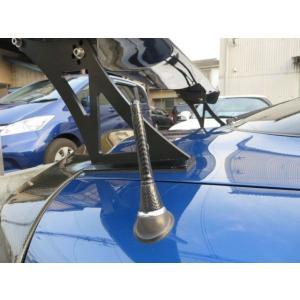 RX−7 FD3S用 オリジナル/ショートアンテナ・カーボン調 新品|guguas-auto