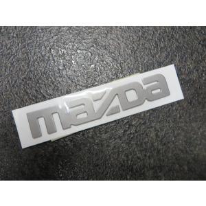 リア オーナメント【MAZDA】|guguas-auto