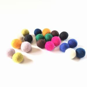 フェルトボール20個セット D 16〜18mm|guild-yarn|02