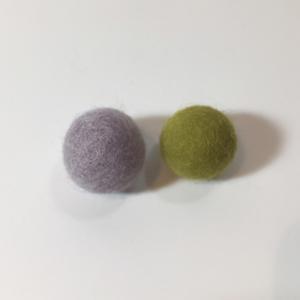 フェルトボール20個セット D 16〜18mm|guild-yarn|03