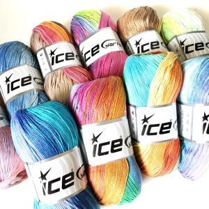 ICE Yarns カミラ コットンマジック毛糸|guild-yarn