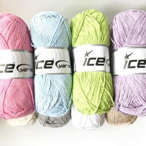 ICE Yarns コットンライト毛糸|guild-yarn