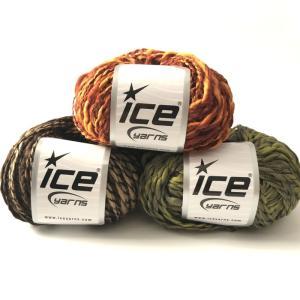 SALE/ICE Yarns フラン デュオ アクリル毛糸|guild-yarn